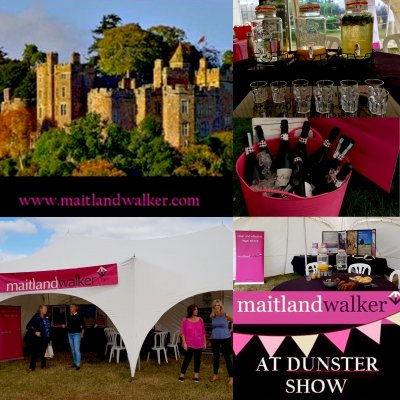 Maitland Walker attend Dunster Show 2018